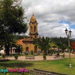 Parque Principal de Nobsa