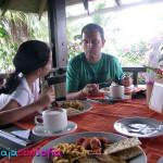 Delicioso desayuno en Hotel Playa de Oro Lodge