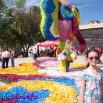 Gigantes de las flores